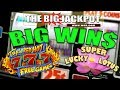 ♠️ BIG WIN$ ♠️ on 🔥2 DIFFERENT GAMES 🌺 with The Big Jackpot