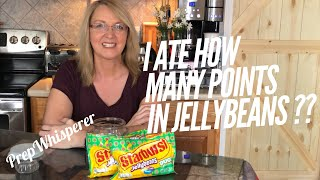 Whoa - How many SmartPoints of JellyBeans did I eat ?? - WW - Weight Watchers