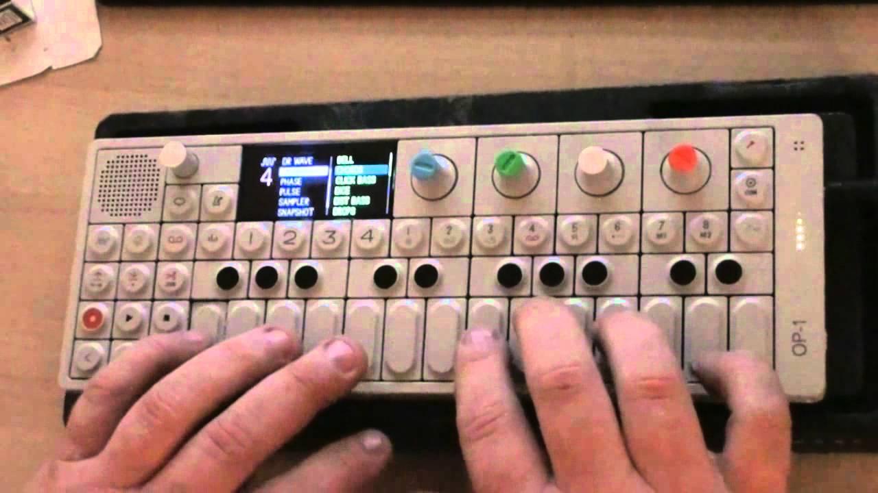 Teenage Engineering synth engines