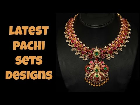 Latest Pachi Sets Designs