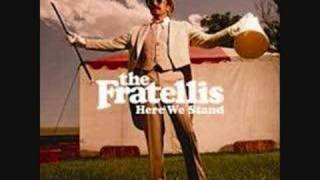 Watch Fratellis Nobodys Favourite Actor video