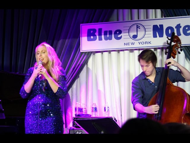 Live at the Blue Note NYC, Allison Adams Tucker - Windmills of Your Mind