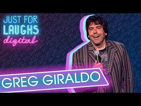 Greg Giraldo Stand Up - 2008