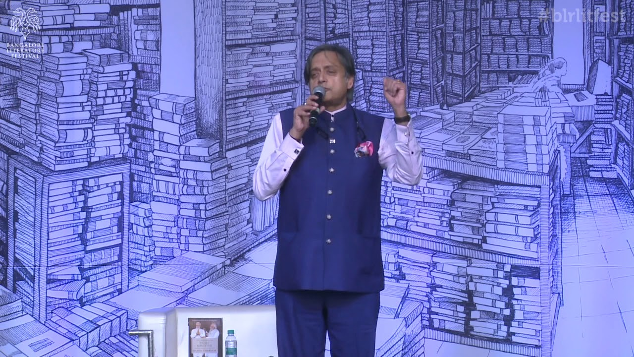 The Paradoxical Prime Minister Shashi Tharoor Youtube