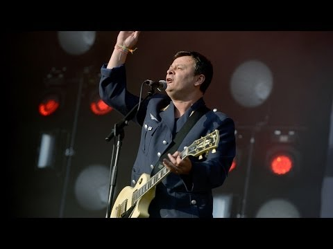 Manic Street Preachers  Motorcycle Emptiness at Glastonbury 2014