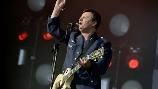Manic Street Preachers - Motorcycle Emptiness at Glastonbury 2014