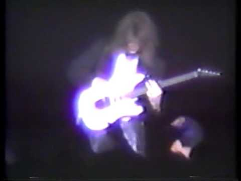 King Diamond: Flint, MI 1989-11-02