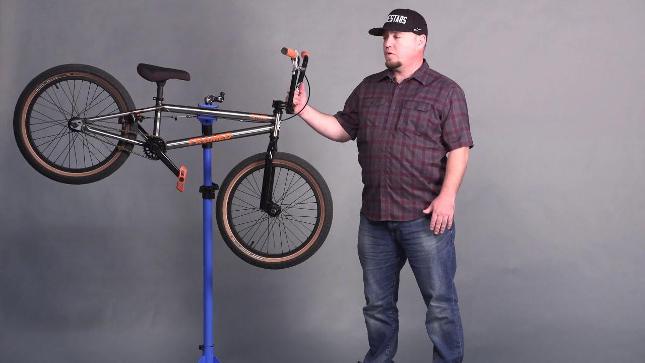 2019 Framed Witness Bmx Bike Review Youtube