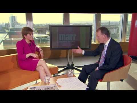 Nicola Sturgeon on the timing of #indyref2