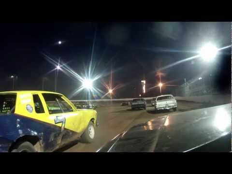 ABC Raceway, July 1st 2012 Pure Stock Feature