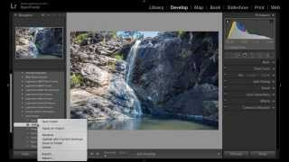 Lightroom Logistics: Part 7 - How to make a preset in Lightroom