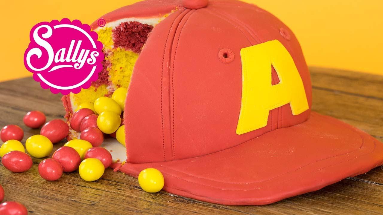 3d Kuchen: Basecap Motivtorte / 3D Torte