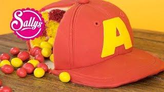 Alvin and the Chipmunks - Basecap Motivtorte / 3D Torte / 3D Cake