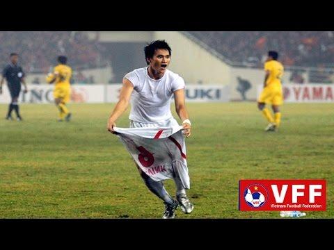 Bàn thắng lịch sử của Lê Công Vinh tại AFF Cup 2008
