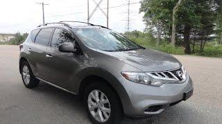 Nissan Murano 2012 Videos