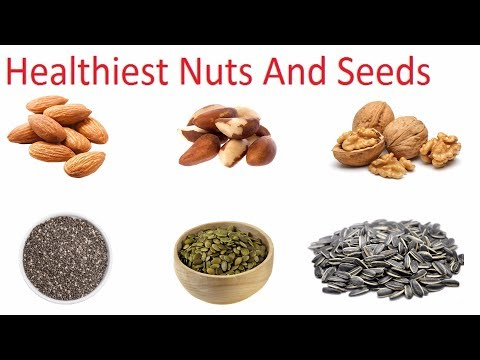 Top 10 Healthiest Nuts And Seeds You Should Eat Every Day