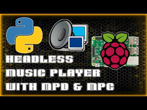 Headless Music Player ft. MPD | Software Pi