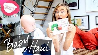 BABY HAUL | A LITTLE MORE MAGGS Thumbnail