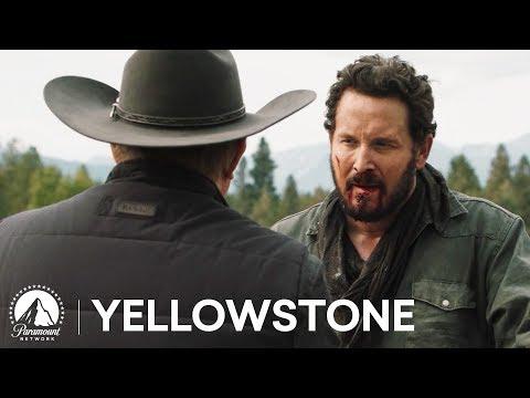 'Rip vs. Kayce' Behind the Story | Yellowstone | Paramount Network