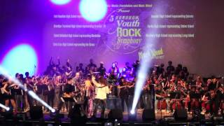 Mark Wood Electrify Your Music 5 Borough Youth Rock Symphony Wood