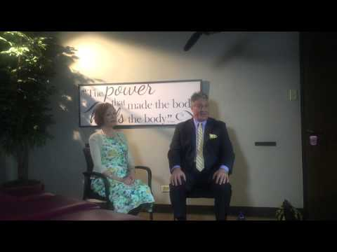 Houston Chiropractor Dr  Gregory Johnson TV Interview Chiropractic Education