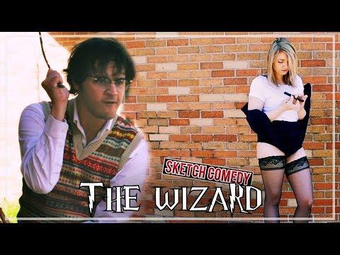 SLAPSTICK COMEDY | THE WIZARD