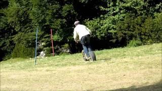Roll'herbe près de Veynes, Hautes-Alpes