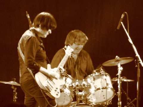 Thurston Moore Band - Germs burn (Ljubljana 2015)
