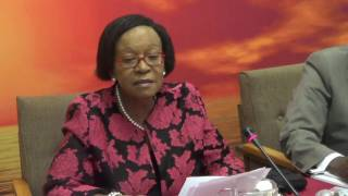 Commissioner Angie Makwetla