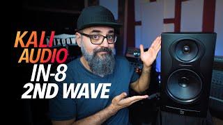 NEW Budget 3-Way STUDIO MONITORS | Kali Audio IN-8 2nd Wave