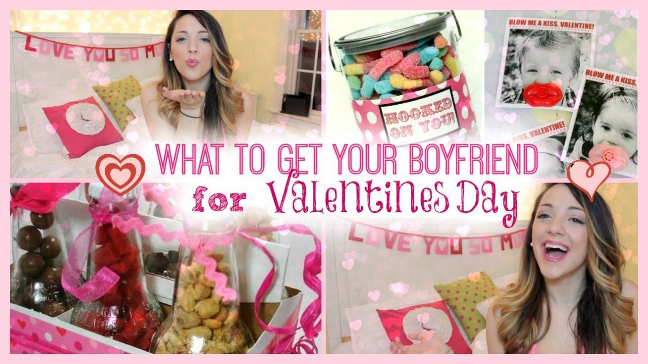 what to get your boyfriend for valentines day by niki youtube