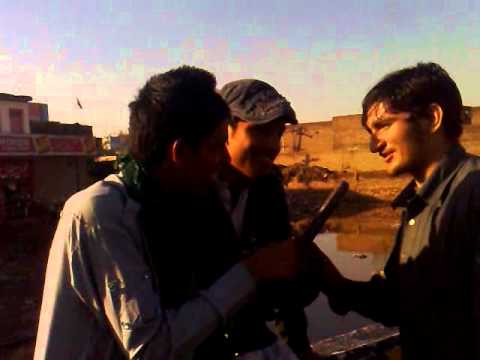 funny clip interview for 9t9 wheelers group in peshawar.mp4