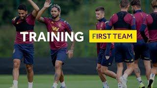 Inside Training | Pre-Everton