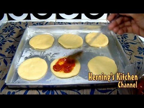 Resep Cara Membuat Pizza Mini Sederhana