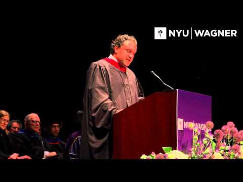 NYU Wagner 2015 Convocation Keynote Address | Cody Keenan