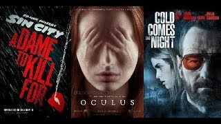 Trailer Thursdays: Sin City A Dame To Kill For, Oculus, Cold Comes The Night