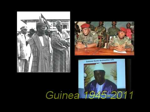Republic of Guinea - Grassroots of Democracy Forum - Part 3 of 9