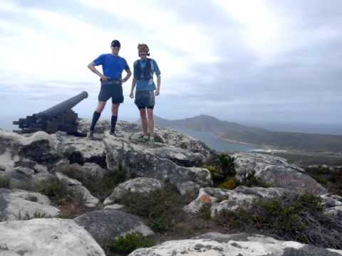 Cape Point Time Travel byFoot