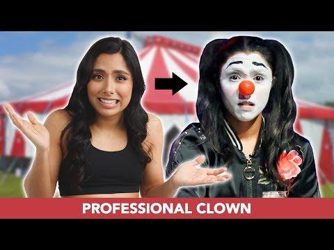 I Trained Like A Professional Clown