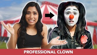 I Trained Like A Professional Clown