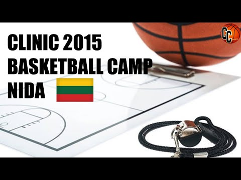 Clinic: Fast Break - Timing and Spacing / Lithuania Basketball Camp 2015