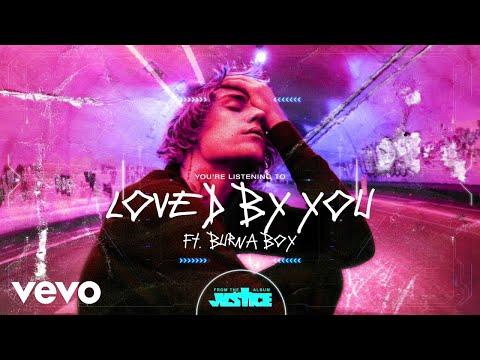 Justin Bieber - Loved By You (Visualizer) ft. Burna Boy