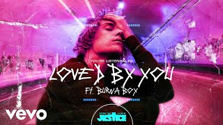 Justin Bieber - Loved By You (Visualizer) ft. Burna Boy