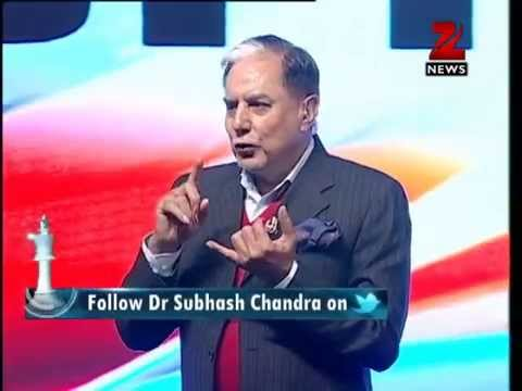Dr Subhash Chandra Show: Startup venture or a big player which is better?