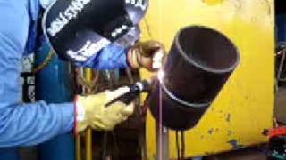 TIG Welding - WQT 6G - Heats School of Welding Technology, Inc  - Tarlac City, Philippines