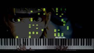 Naruto Shippuden OP5 - Hotaru no Hikari (Shalala) | Piano Cover