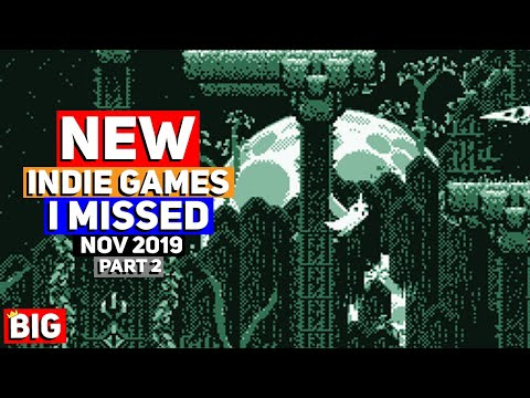 NEW Indie Games I Missed – November 2019 – Part 2 | Chessboard Kingdom & more!