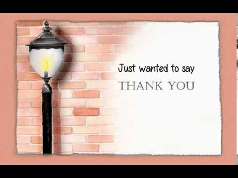 Business Animated Thank You Card From Castle Ecards Youtube