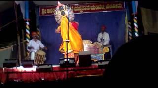 Yakshagana Song - Megha Ranjini - Raghavendra Achar- Uday Kadabal