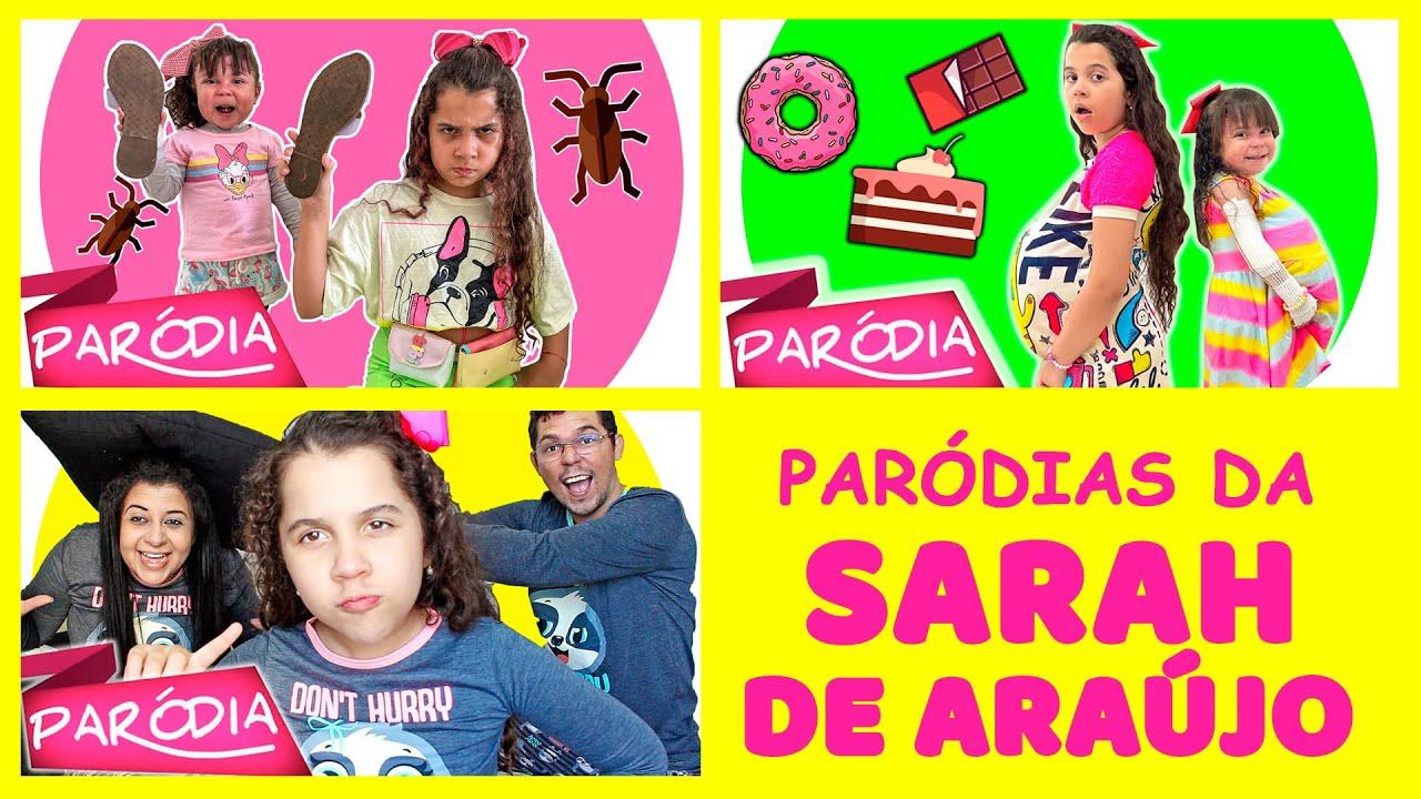 AS MELHORES PARÓDIAS DE 2021 - Sarah de Araújo